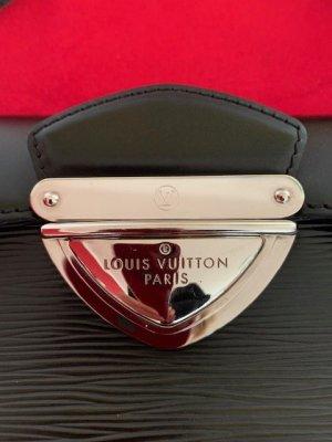 LOUIS VUITTON Montaigne schwarz in Epileder mit Glattlederdetails