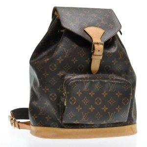Louis Vuitton Montsouris GM Backpack M51135
