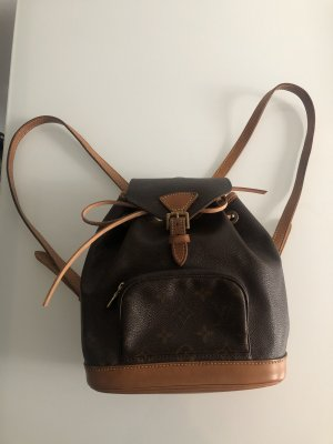 Louis Vuitton Montsouris PM Blogger Backpack