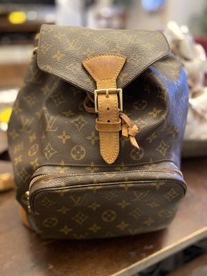 Louis Vuitton Montsouris Rucksack