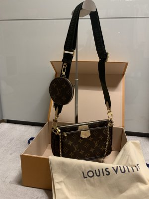 Louis Vuitton Crossbody bag brown-khaki