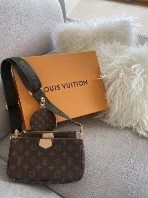Louis Vuitton Crossbody bag brown-khaki