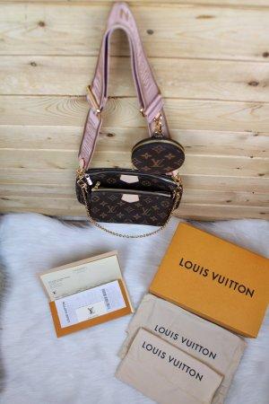 Louis Vuitton Multi Pochette Accessoires M44840 Rose