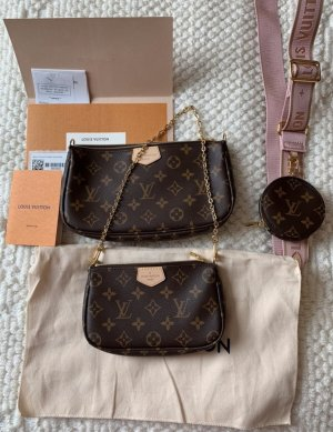 Louis Vuitton Multi Pochette Accessories Pink