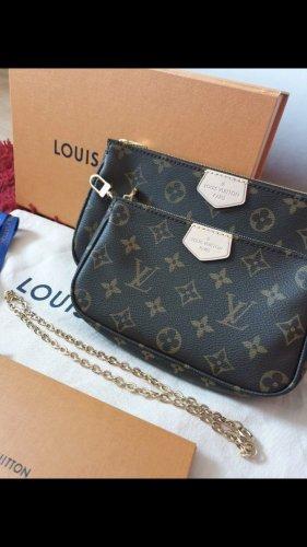 Louis Vuitton Sac de soirée brun-marron clair