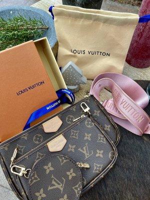 Louis Vuitton Multi Pochette - Rosa - Guter Zustand