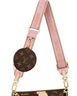 Louis Vuitton Enveloptas rosé