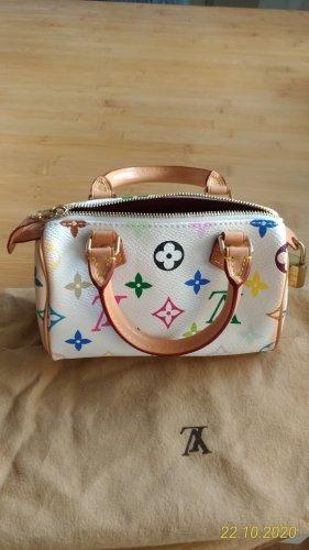 Luis Vuitton Mini Bag white