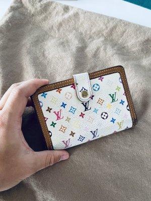 LOUIS VUITTON   Murakami Multicolor Brieftasche Geldbörse