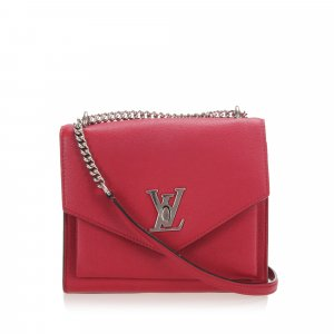 Louis Vuitton Crossbody bag pink leather
