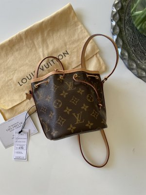 Louis Vuitton Crossbody bag camel-brown