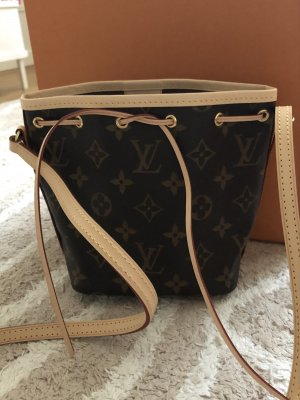 Louis Vuitton Pouch Bag light brown-brown