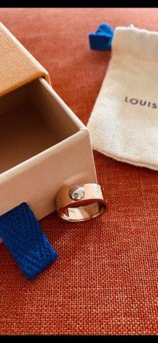 Louis Vuitton Anello d'oro color oro rosa