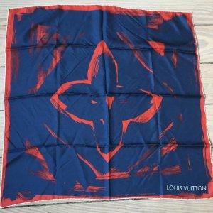 Louis Vuitton Neckerchief multicolored silk