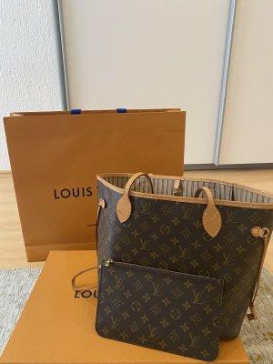 Louis Vuitton Torba shopper brązowy-jasnobrązowy