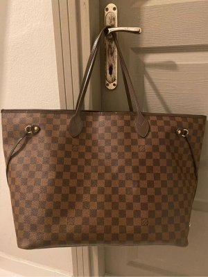 Louis Vuitton neverfull braun
