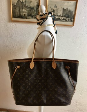 Louis Vuitton Neverfull GM Tote Monogram Canvas