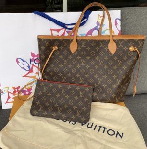 Louis Vuitton Neverfull MM