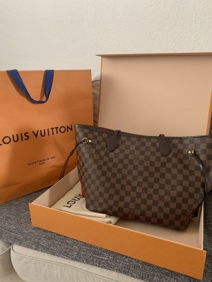 Louis Vuitton Neverfull MM Canvas