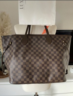 Louis Vuitton Carry Bag black brown-light brown
