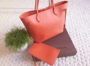 Louis Vuitton Neverfull MM Epi in Orange Original 100% Wie Neu!!!!