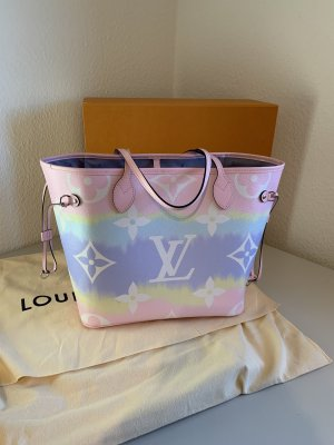 Louis Vuitton Neverfull MM Escale Sommerkollektion Pastell