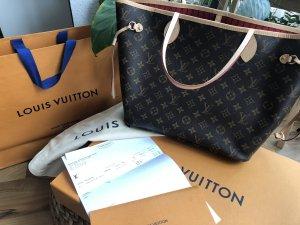 Louis Vuitton neverfull MM Monogram Neuwertig