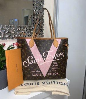 Louis Vuitton Neverfull MM Monogram Saint Tropez SELTEN LIMITED EDITION
