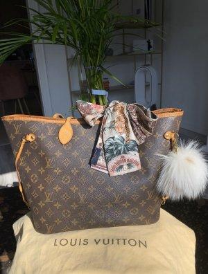 Louis Vuitton Neverfull MM tote Tasche medium Staubbeutel Set