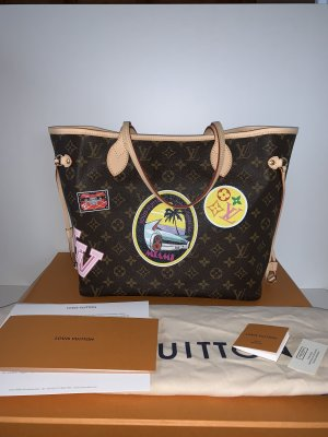 Louis Vuitton Neverfull My World Tour NEU NP 1.360€