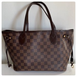 Louis Vuitton Neverfull PM Shopper Tasche Top