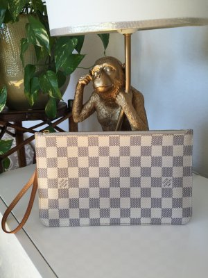 LOUIS VUITTON Neverfull Pochette (original!) mit Rechnung