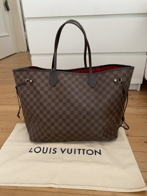 Louis Vuitton Neverfull Shopper Tasche