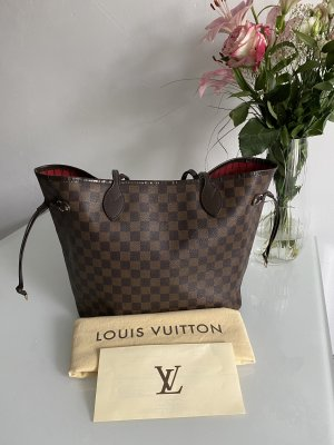 Louis Vuitton Neverfull Shopper Tasche Bag Top Weekender