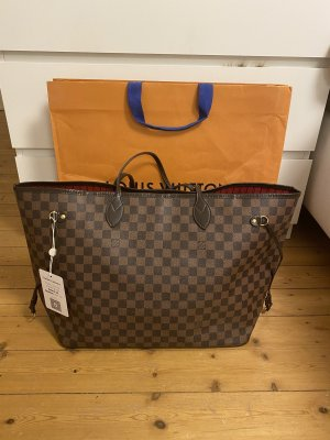 Louis Vuitton Neverfull Weekender Tasche Top Luxus Shopper