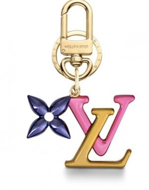 Louis Vuitton New Wave Schlüsselanhänger