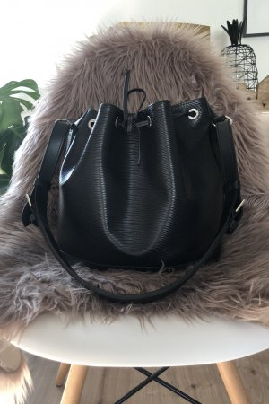 Louis Vuitton Noe NM in EPI Leder in schwarz