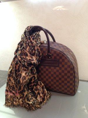 Louis Vuitton Sac bowling marron clair-brun