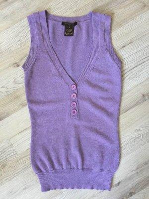 Louis Vuitton Blusa senza maniche lilla-viola Viscosa