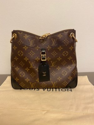 Louis Vuitton Crossbody bag brown-dark brown