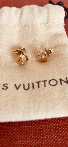 Louis Vuitton Kolczyk ze sztyftem złoto