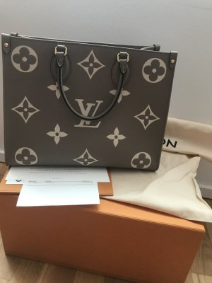 Louis Vuitton ONTHEGO MM Bicolor Empreinte - Limited Edition