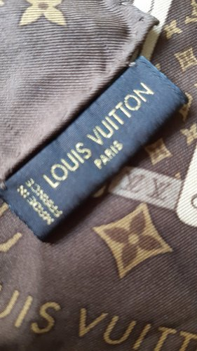 Louis Vuitton Silk Cloth multicolored