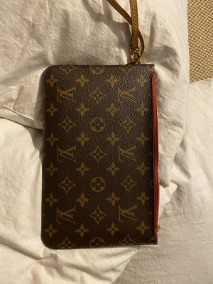 Louis Vuitton Original Pochette aus der Neverfull