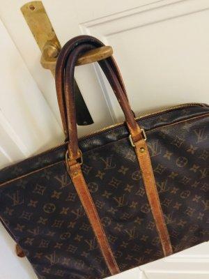 Louis Vuitton Aktentas veelkleurig Leer