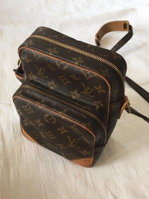 louis vuitton original vintage danube amazone crossbody bag monogram