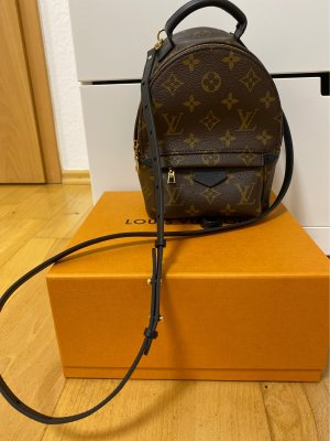 Louis Vuitton Palm Springs Mini Rucksack mit Trageriemen