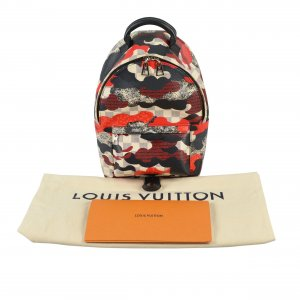 Louis Vuitton Sac à dos pour ordinateur portable multicolore cuir