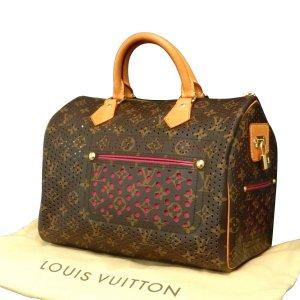Louis Vuitton perfo-speedy