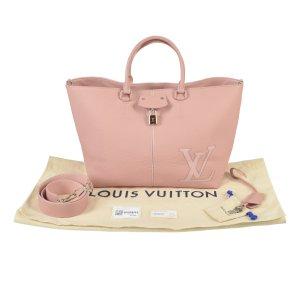 Louis Vuitton Pernelle Magnolia Leder Handtasche Rosa @mylovelyboutique.com